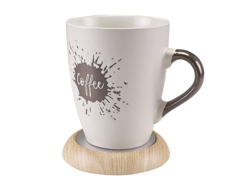 Schema di perle dacqua Scaldatazze Scaldabiberon USB elettrico Scaldatazze Tazza Scaldatazze Piastra per ufficio Tea Tea Riscaldatore per caff/è
